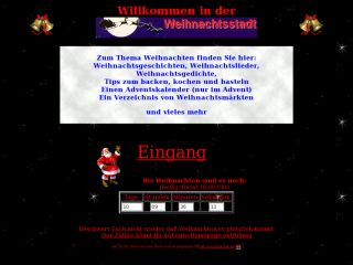 Náhled odkazu http://www.weihnachtsstadt.de