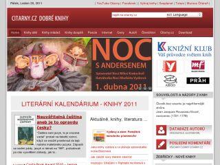Náhled odkazu http://www.citarny.cz/