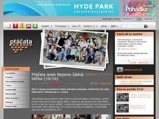 Náhled odkazu http://www.ceskatelevize.cz/porady/10393810212-ptacata/