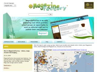Náhled odkazu http://magazinefactory.edu.fi/