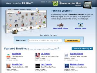 Náhled odkazu http://www.allofme.com/platform.html
