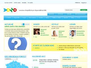 Náhled odkazu http://www.adehade.cz/