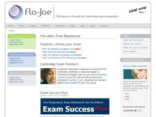 Náhled odkazu http://www.flo-joe.co.uk/