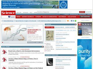 Náhled odkazu http://www.sciencemag.org/