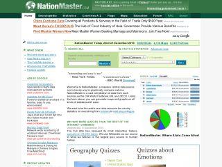 Náhled odkazu http://www.nationmaster.com/au