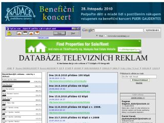 Náhled odkazu http://www.televiznireklamy.cz