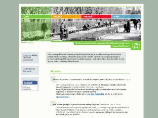 Náhled odkazu http://www.otevrenaspolecnost.cz/