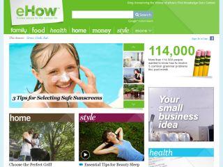 Náhled odkazu http://www.ehow.com/