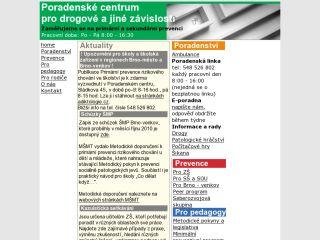 Náhled odkazu http://www.poradenskecentrum.cz/