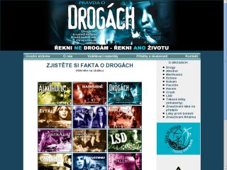 Náhled odkazu http://www.drogy.cz/