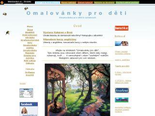Náhled odkazu http://omalovanky.webgarden.cz/