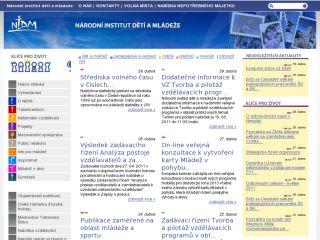 Náhled odkazu http://znv.nidv.cz/