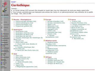 Náhled odkazu http://www.histgeo.ac-aix-marseille.fr/ancien_site/carto/index.htm