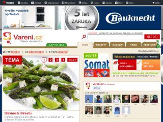 Náhled odkazu http://www.vareni.cz