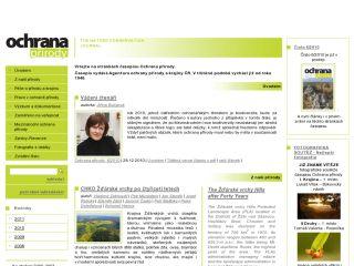 Náhled odkazu http://www.casopis.ochranaprirody.cz/