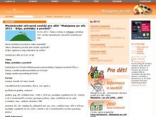 Náhled odkazu http://www.rozhlas.cz/malujeme/portal/