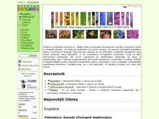 Náhled odkazu http://evarcha.cz/doku.php