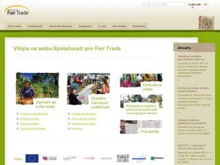 Náhled odkazu http://www.fairtrade.cz/
