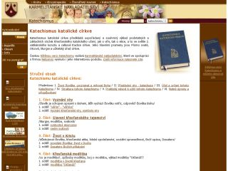 Náhled odkazu http://www.katechismus.cz/