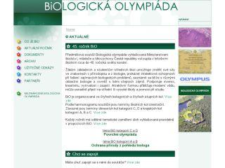 Náhled odkazu https://biologickaolympiada.czu.cz/cs/