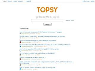 Náhled odkazu http://topsy.com