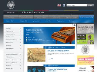 Náhled odkazu http://www.nm.cz/Ceske-muzeum-hudby/?fMENU=ceske-muzeum-hudby&fRWNAME=ceske-muzeum-hudby