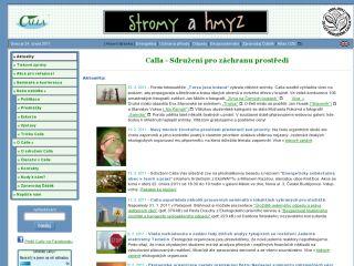 Náhled odkazu http://www.calla.cz/