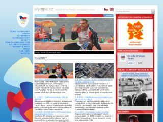 Náhled odkazu http://www.olympic.cz/home