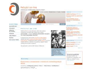 Náhled odkazu http://www.pecujici.cz