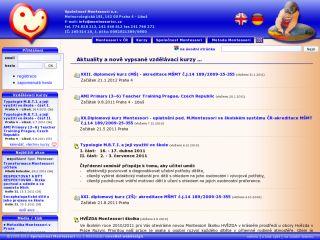 Náhled odkazu http://www.montessoricr.cz