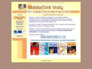 Náhled odkazu http://www.iwaldorf.cz