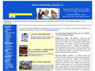 Náhled odkazu http://nemecky-jazyk.cz/