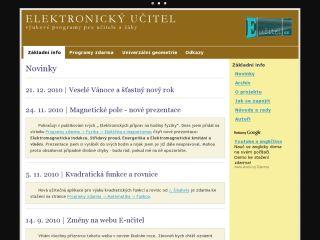 Náhled odkazu http://www.eucitel.cz/
