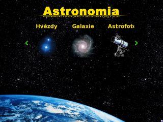 Náhled odkazu http://astronomia.zcu.cz/