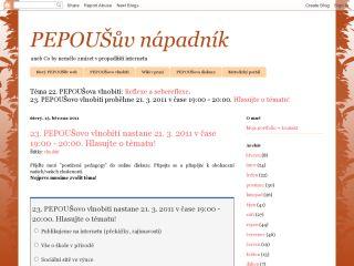 Náhled odkazu http://inapadnik.blogspot.cz/