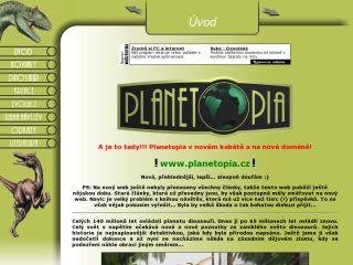 Náhled odkazu http://www.planetopia.cz/