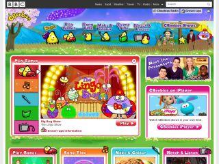Náhled odkazu http://www.bbc.co.uk/cbeebies