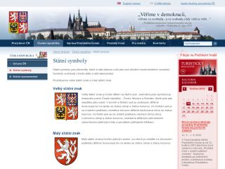 Náhled odkazu https://www.hrad.cz/cs/ceska-republika/statni-symboly
