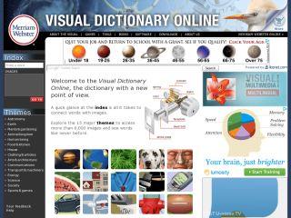 Náhled odkazu http://visual.merriam-webster.com/index.php