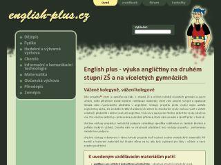 Náhled odkazu http://www.english-plus.cz