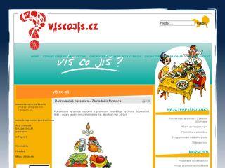 Náhled odkazu http://www.viscojis.cz/