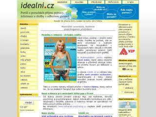 Náhled odkazu http://www.idealni.cz/