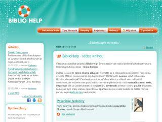 Náhled odkazu http://www.bibliohelp.cz/