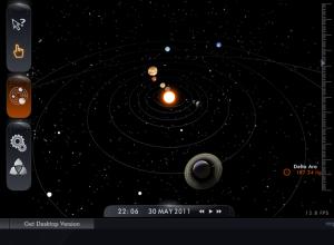 Náhled odkazu http://www.solarsystemscope.com/