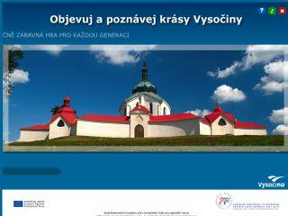 Náhled odkazu http://www.region-vysocina.cz/hra/setupHra-web-cz.html