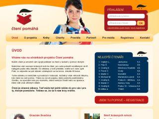 Náhled odkazu http://www.ctenipomaha.cz/