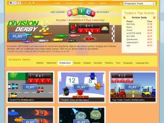 Náhled odkazu http://www.arcademics.com/