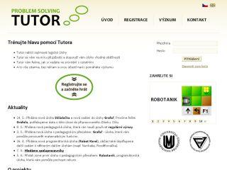 Náhled odkazu http://tutor.fi.muni.cz/