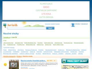 Náhled odkazu http://www.turistik.cz/cz/kategorie/krajina/naucne-stezky/