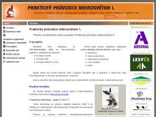 Náhled odkazu http://mikrosvet.mimoni.cz/